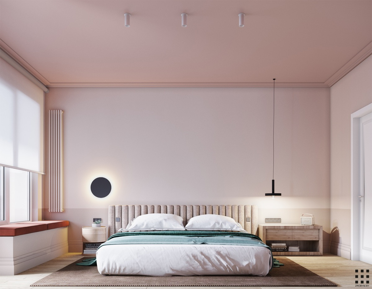 Black White And Pink Bedroom.101 Pink Bedrooms With Images Tips And Accessories To Help