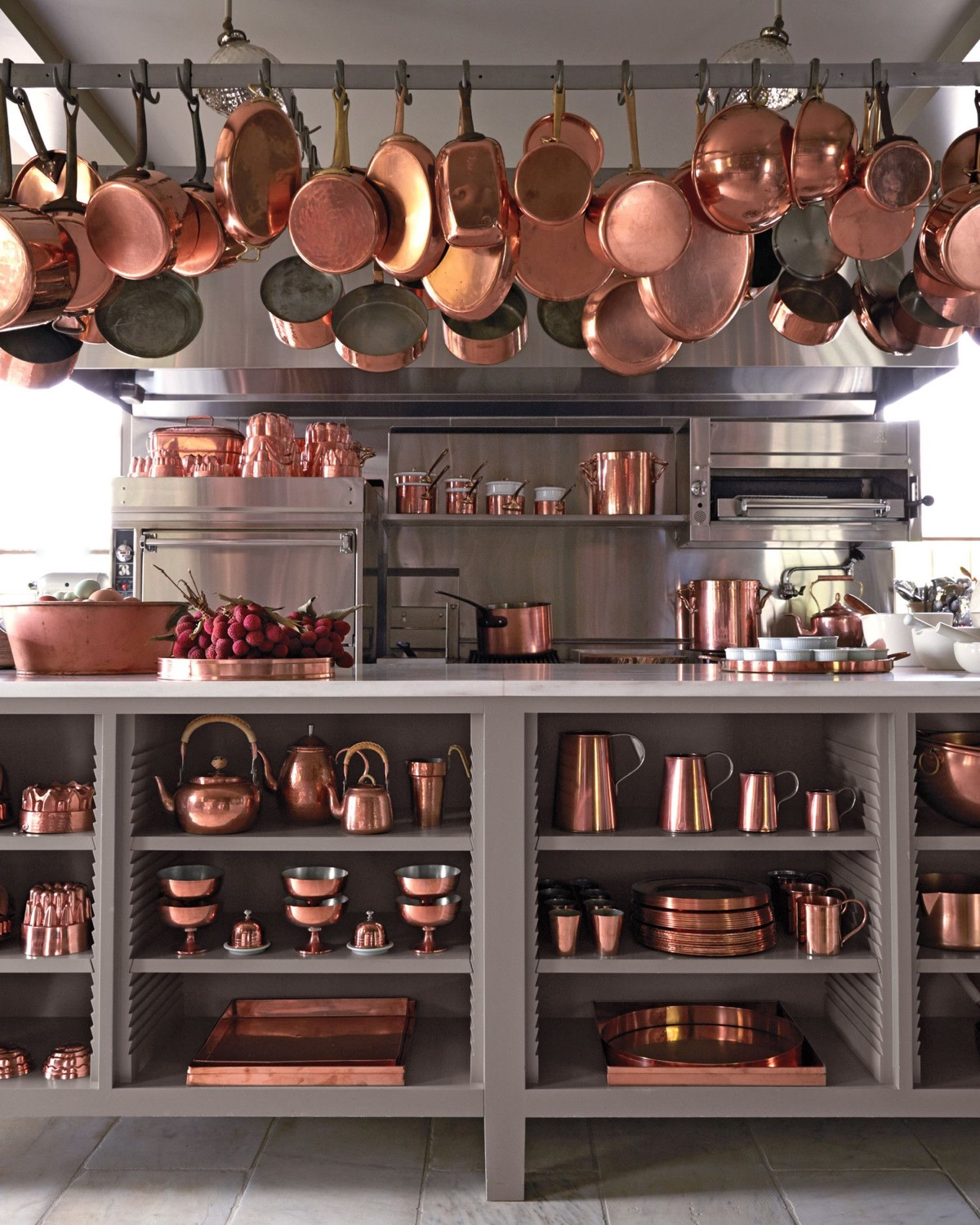 36 Copper Kitchens With Images, Tips And Accessories To