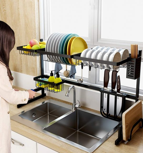 Product Of The Week: Dish Rack Over Sink
