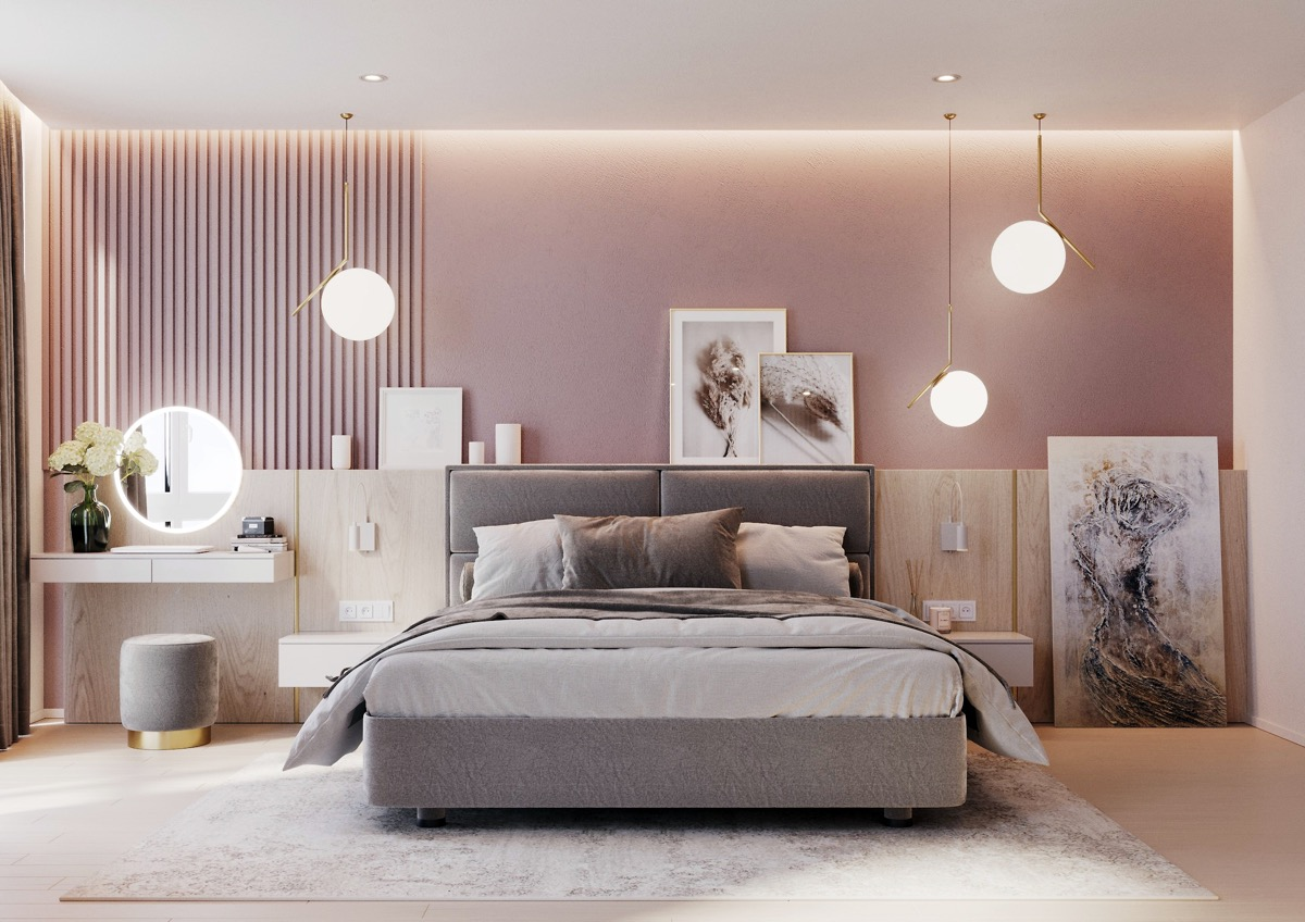 10 Pink Bedrooms With Images, Tips And Accessories To Help You