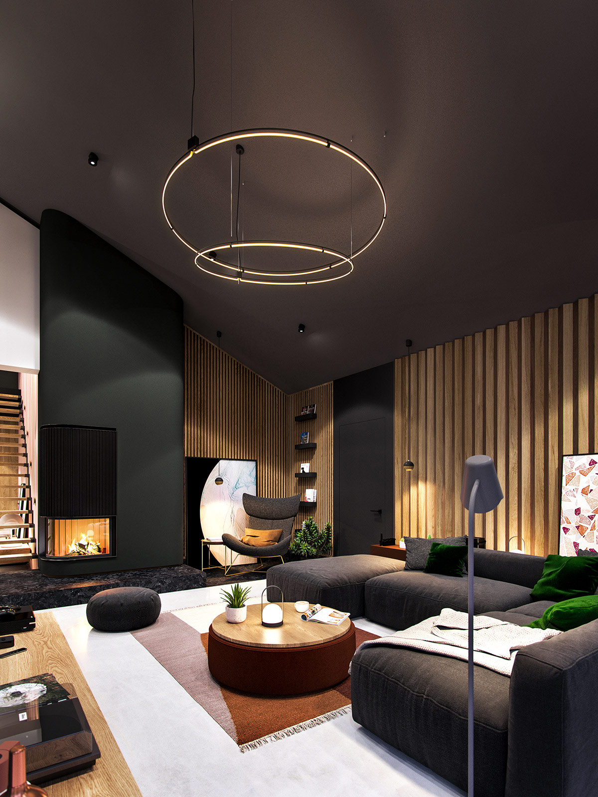4 | & Interstellar An Out Of This World Stylish Home Interior