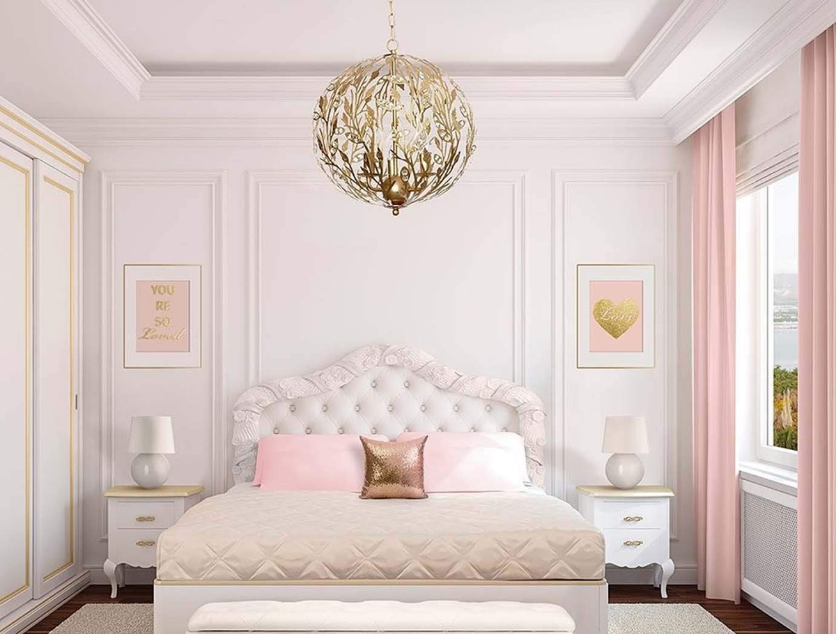 26 Pink Bedrooms With Images, Tips And Accessories To Help You