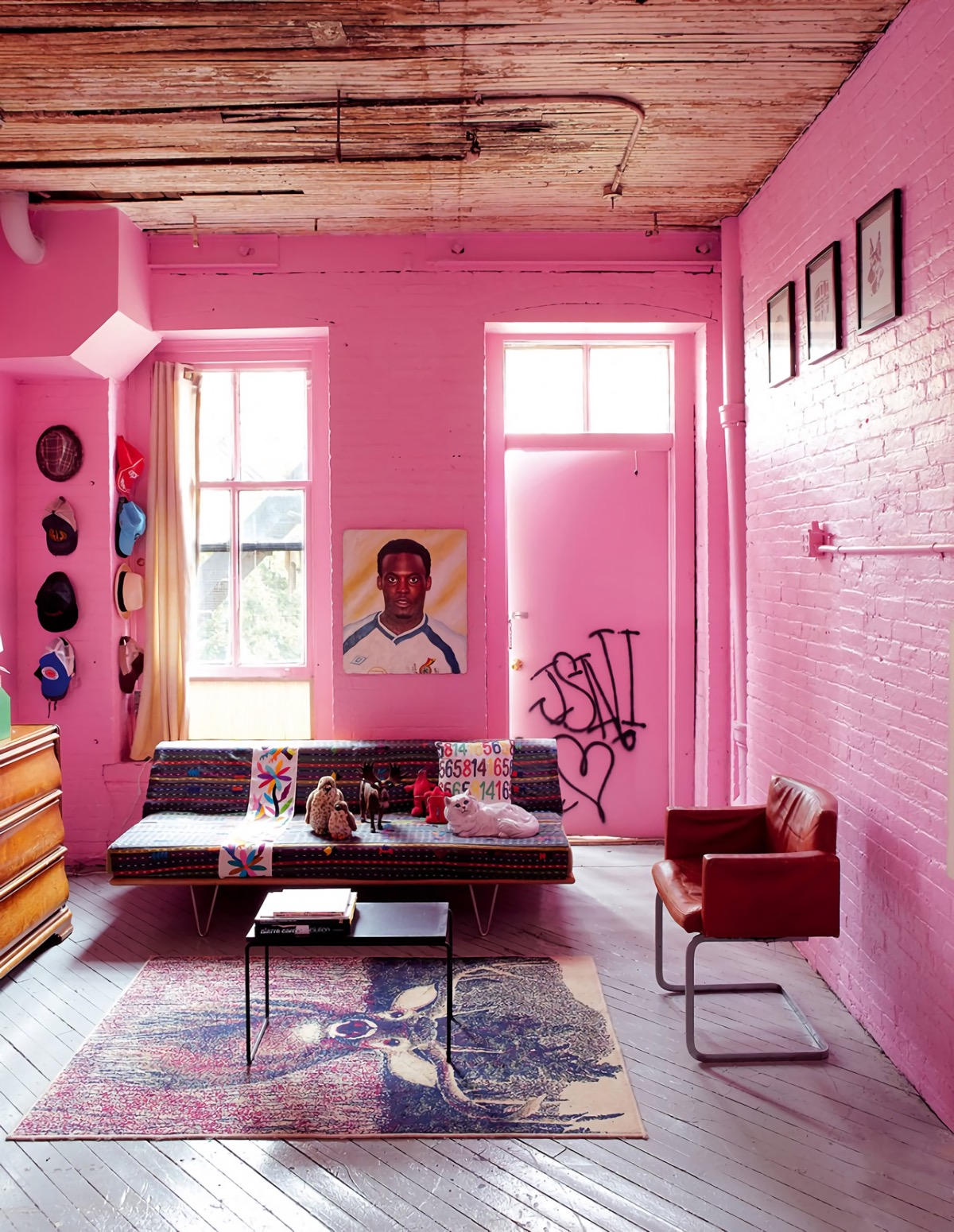 Pink Living Room Ideas: 51 Pink Living Rooms With Tips, Ideas And Accessories To