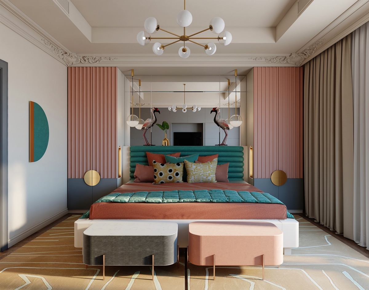 11 Pink Bedrooms With Images, Tips And Accessories To Help You