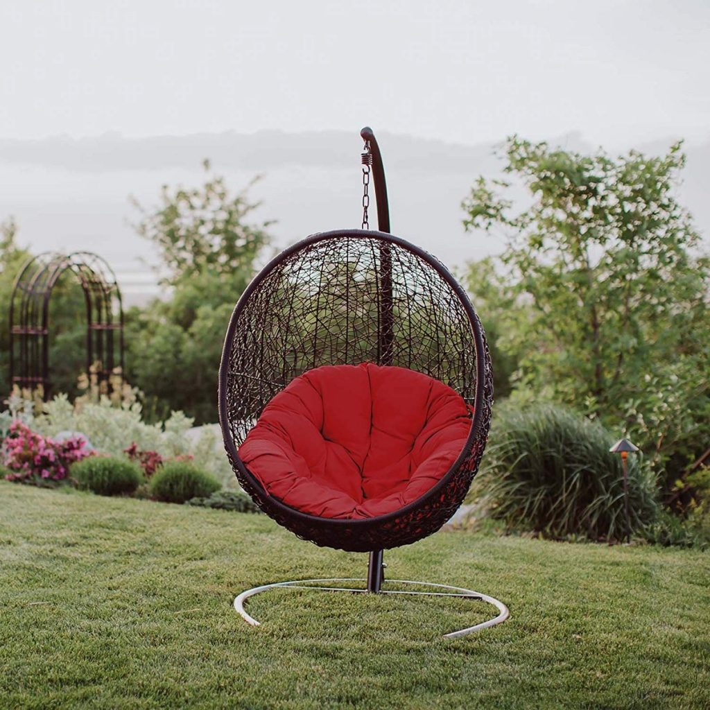 Picture of: 43 Hanging Chairs And Seats To Get You In The Swing Of Spring