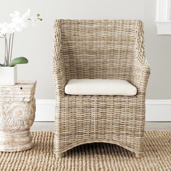 Pleasant 51 Wicker And Rattan Chairs To Add Warmth And Comfort To Any Ncnpc Chair Design For Home Ncnpcorg