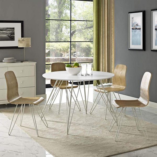 51 Round Dining Tables That Save On, Small White Round Dining Table And Chairs