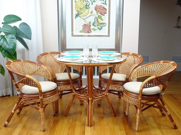 51 Wicker And Rattan Chairs To Add, White Wicker Living Room Furniture