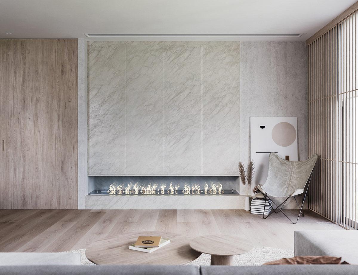 Décoration : Comment décorer votre maison avec une texture ...