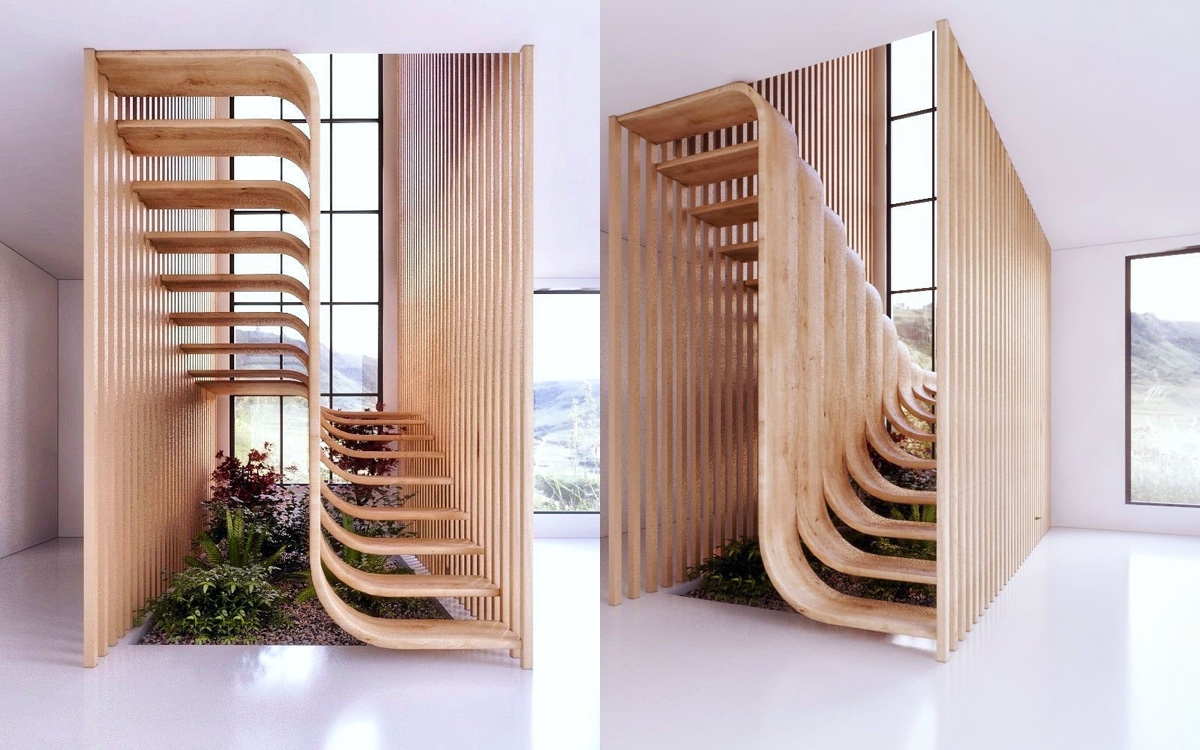 51 Stunning Staircase Design Ideas on double floor house design, double storey house in selangor, simple model houses design, dreamhouse design, 3 storey house design, double storey house in south africa, 3-story commercial building design, bungalow design, townhouse design, double storey office, double wide mobile home with porch, 2 story office building design, modern residential building design, double storey terrace house, double storey garden design, double storey pool, 2 storey exterior design, double story home exterior design, two storey house design, west coast modern design,