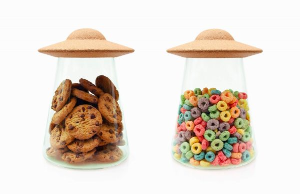 Product Of The Week: A Cute UFO Cookie Jar