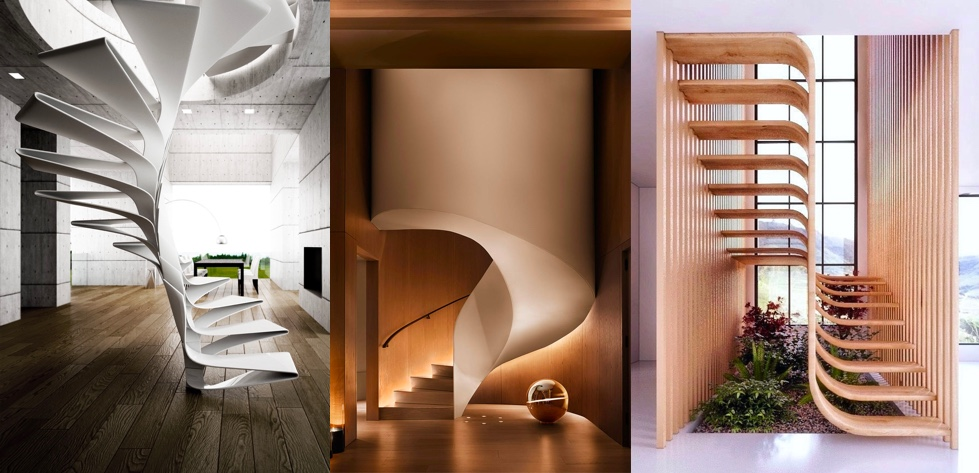 Lighting Basement Washroom Stairs: 51 Stunning Staircase Design Ideas