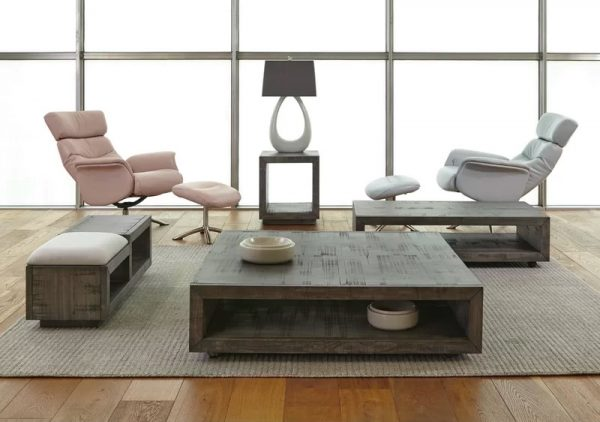 51 Square Coffee Tables That Every