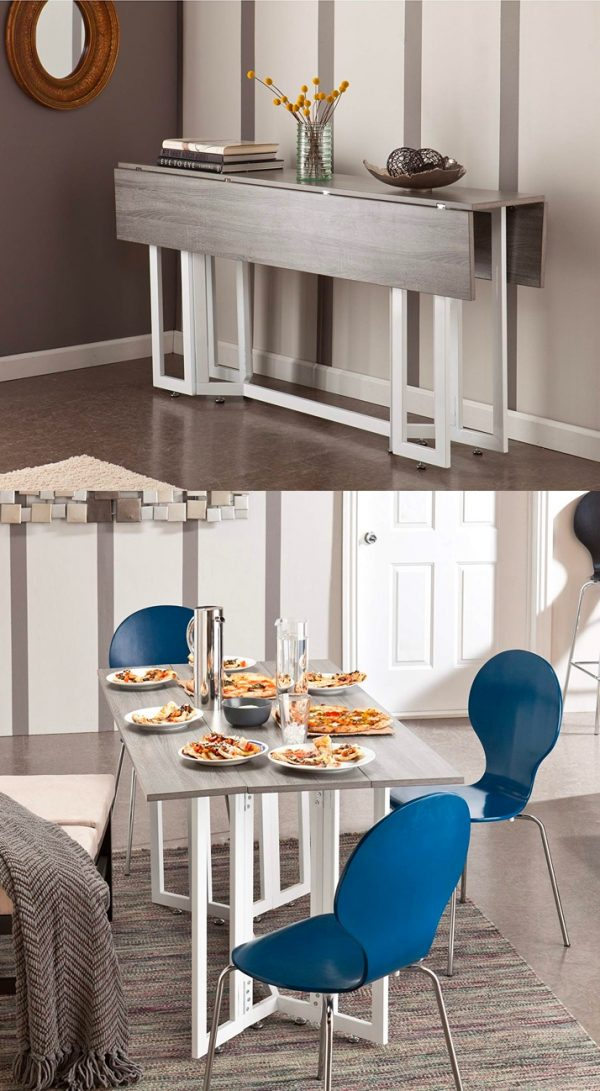 Picture of: 41 Extendable Dining Tables To Maximize Your Space