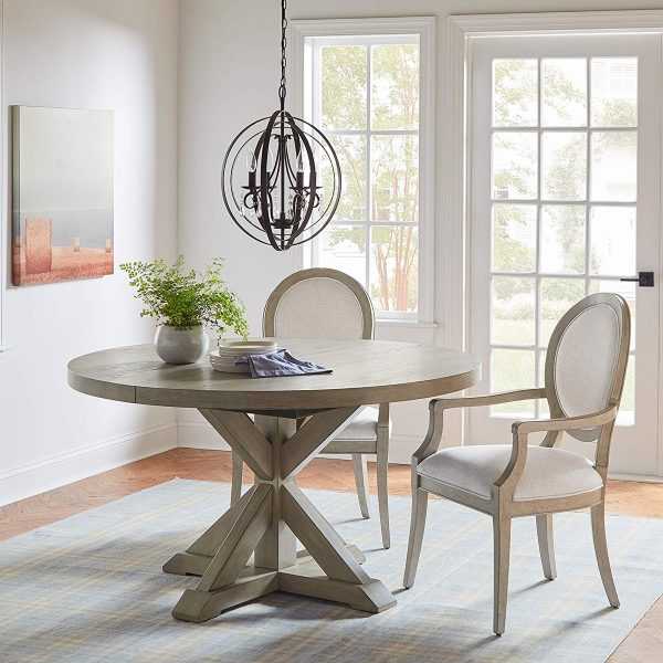 41 Extendable Dining Tables To Maximize, Round Dining Table Set With Extensions