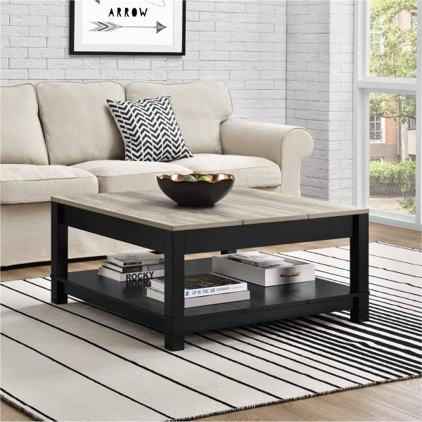 51 Square Coffee Tables That Every Beautiful Home Needs Free Autocad Blocks Drawings Download Center