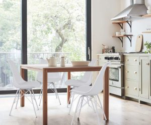 Amazing 50 Modern Dining Chairs To Set Your Table With Style Machost Co Dining Chair Design Ideas Machostcouk