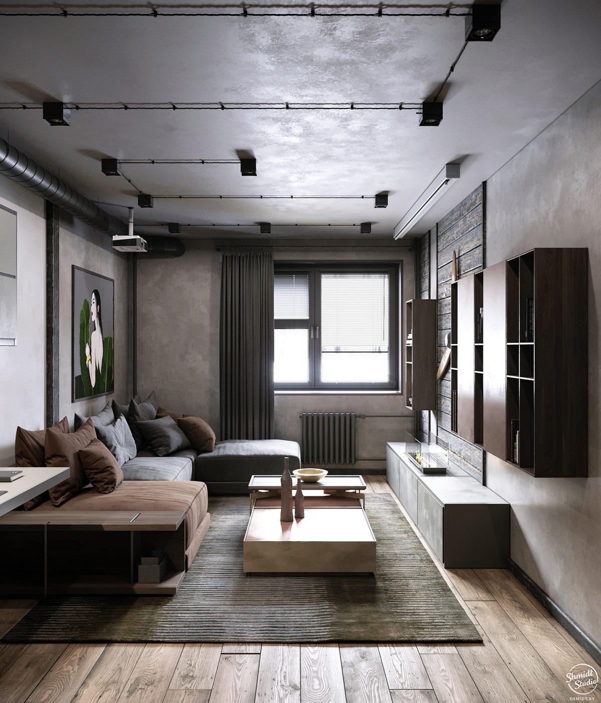 Rustic Interior Design Examples