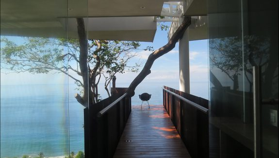 A Costa Rican Cliff House With Spectacular Ocean Views