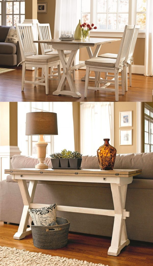 41 Drop Leaf Tables For Small Es With Style