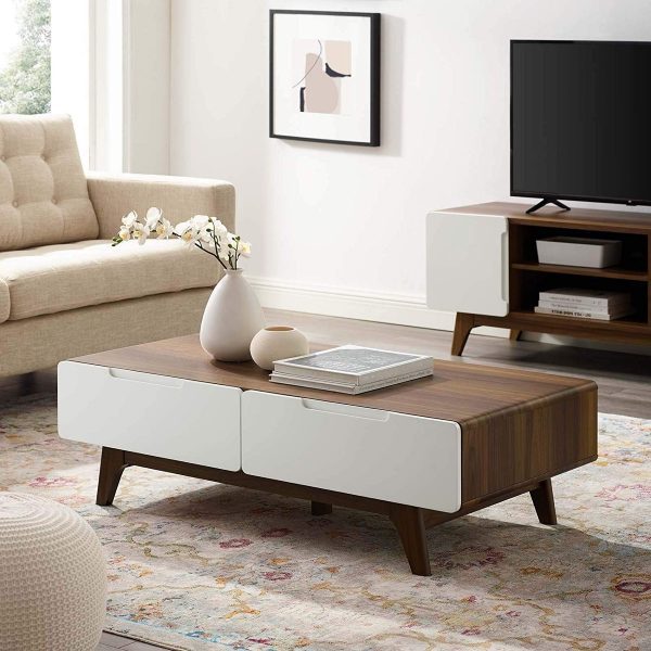 51 Coffee Tables With Storage To Stylishly Stash Your Clutter