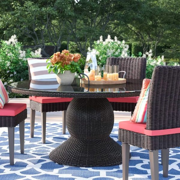 51 Outdoor Dining Tables That Will Wow, Garden Dining Tables