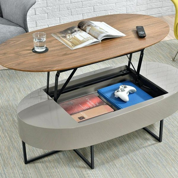 Astonishing 51 Coffee Tables With Storage To Stylishly Stash Your Clutter Squirreltailoven Fun Painted Chair Ideas Images Squirreltailovenorg
