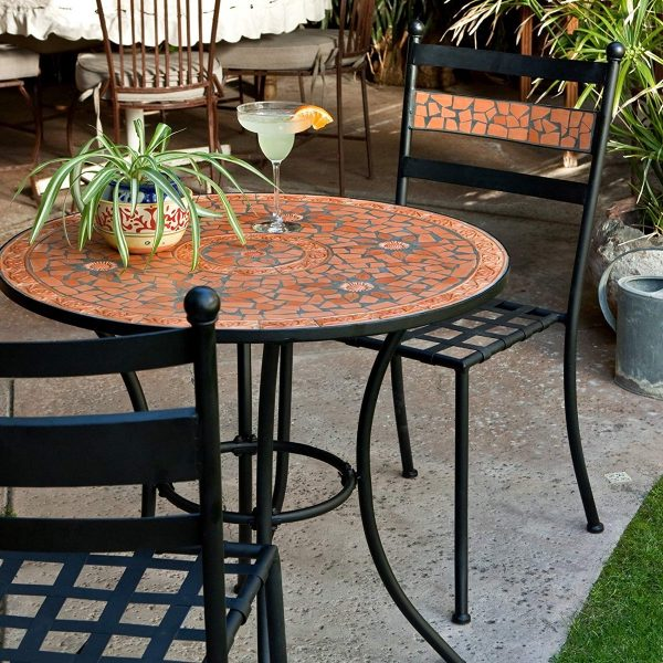Magnificent 51 Outdoor Dining Tables That Will Wow Your Dinner Guests Dailytribune Chair Design For Home Dailytribuneorg
