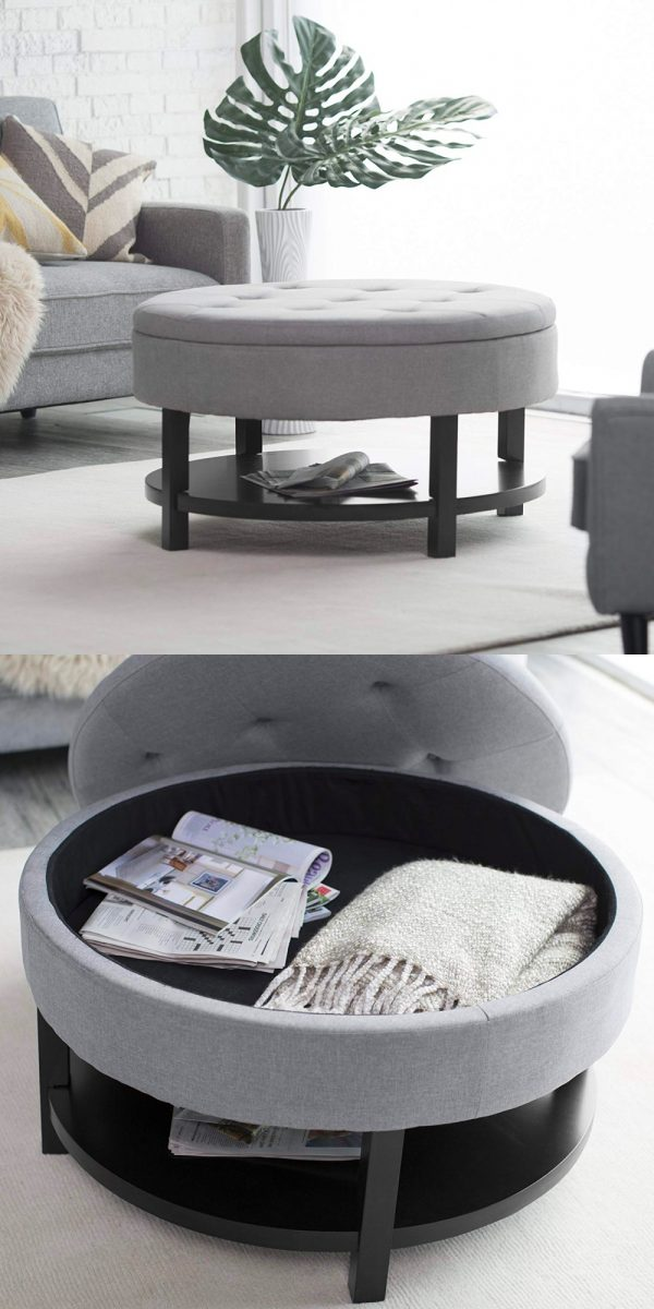 Swell 51 Coffee Tables With Storage To Stylishly Stash Your Clutter Squirreltailoven Fun Painted Chair Ideas Images Squirreltailovenorg