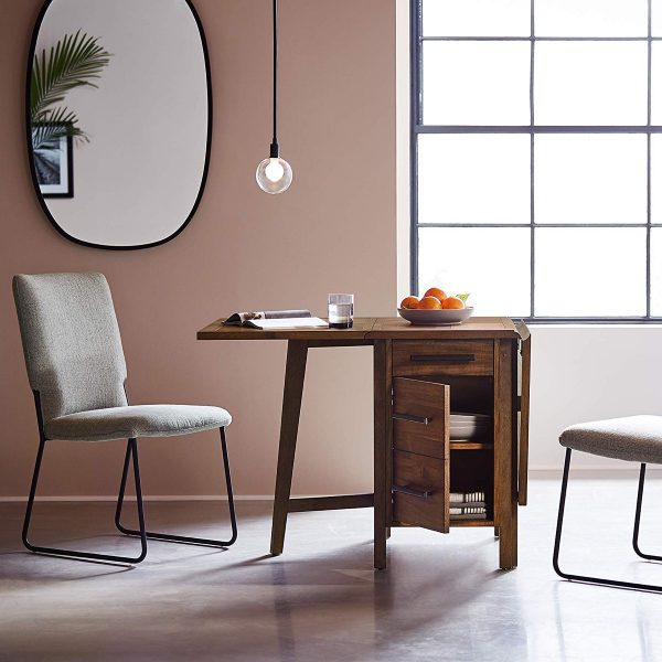 41 Drop Leaf Tables For Small Spaces With Big Style