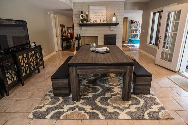 Product Of The Week: A Dining / Table Tennis / Pool Table