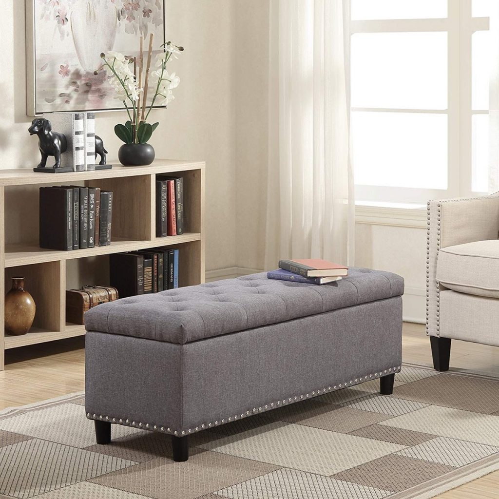4 Storage Benches to Streamline Your Seating and Storage