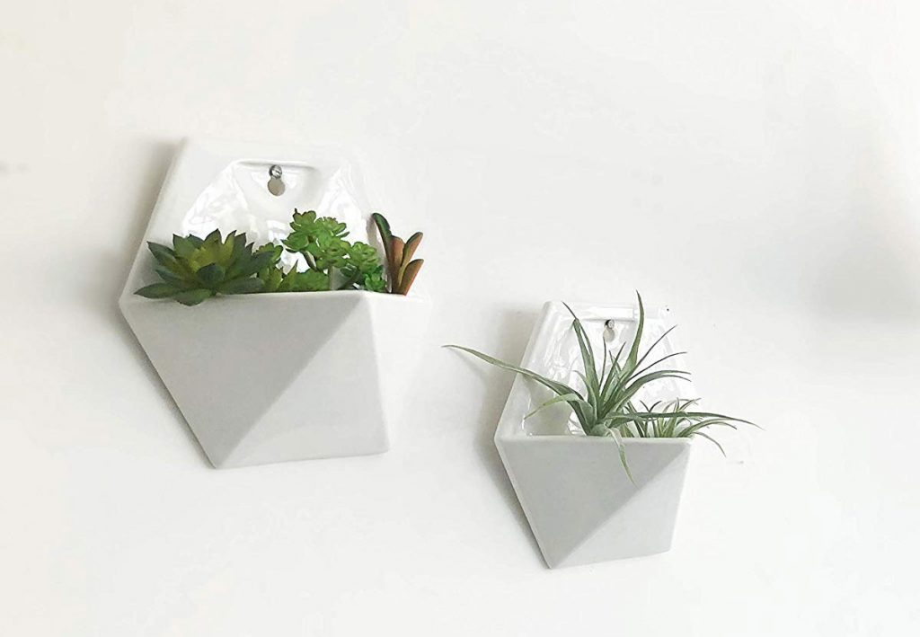 Product Of The Week Beautiful Hexagonal Wall Planters