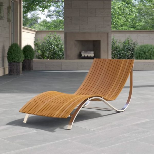 51 Outdoor Chaise Lounge Chairs To Soak, Modern Outdoor Chaise Lounge Chairs