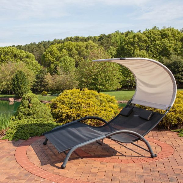 Astounding 51 Outdoor Chaise Lounge Chairs To Soak Up The Sun Ocoug Best Dining Table And Chair Ideas Images Ocougorg