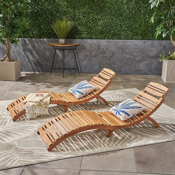 51 Outdoor Chaise Lounge Chairs To Soak