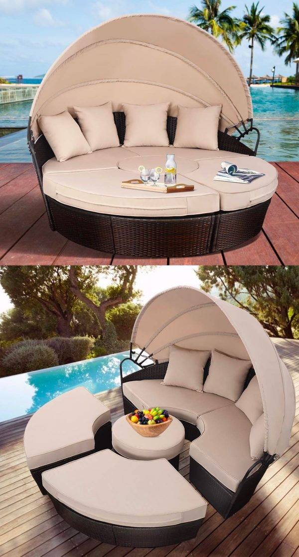 Astounding 51 Outdoor Chaise Lounge Chairs To Soak Up The Sun Uwap Interior Chair Design Uwaporg
