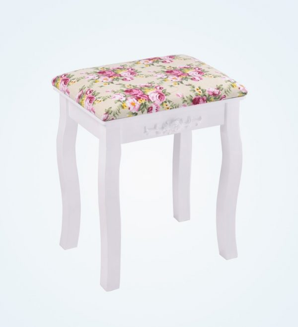 Surprising 51 Vanity Stools To Upgrade Your Daily Routine With A Dailytribune Chair Design For Home Dailytribuneorg