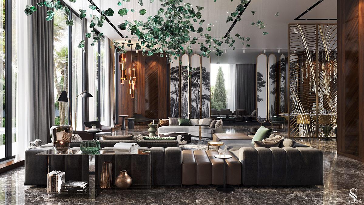 Decoration Design D Interieur Marocain Moderne De Luxe Decor
