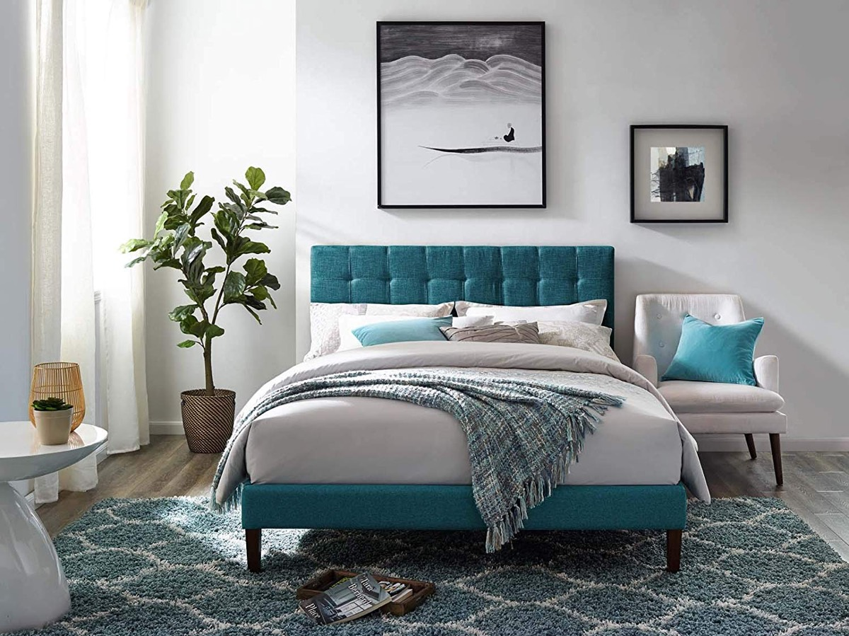 11 Tufted Headboards That Will Instantly Infuse Your Bedroom With