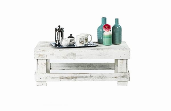 Outstanding 51 Rustic Coffee Tables That Redefine Shabby Chic Onthecornerstone Fun Painted Chair Ideas Images Onthecornerstoneorg