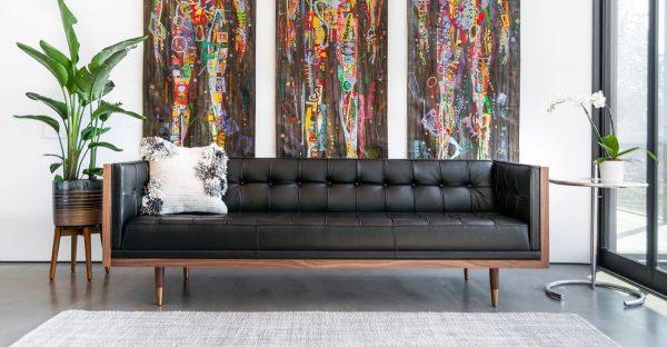 Tremendous 51 Tufted Sofas That Make Everyday Comfort Look Extraordinary Lamtechconsult Wood Chair Design Ideas Lamtechconsultcom
