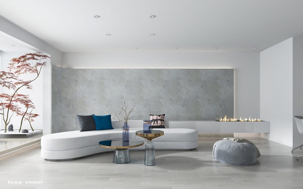 Marble Aesthetic Interior Design