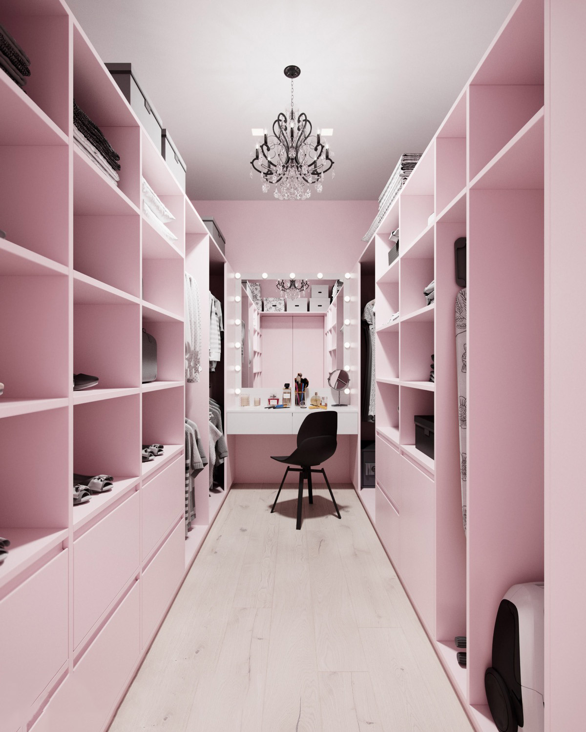 Picture of: 40 Walk In Wardrobes That Will Give You Deep Closet Envy