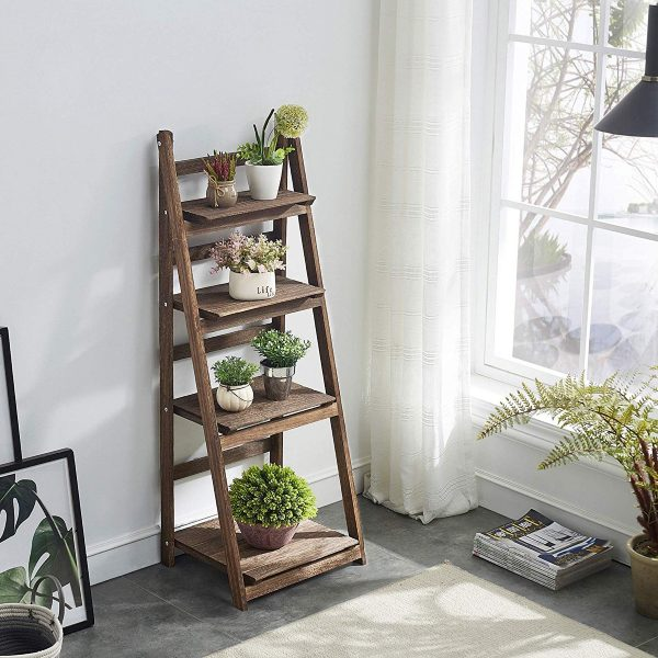 47 Ladder Shelves for Smart Storage and Stylish Display
