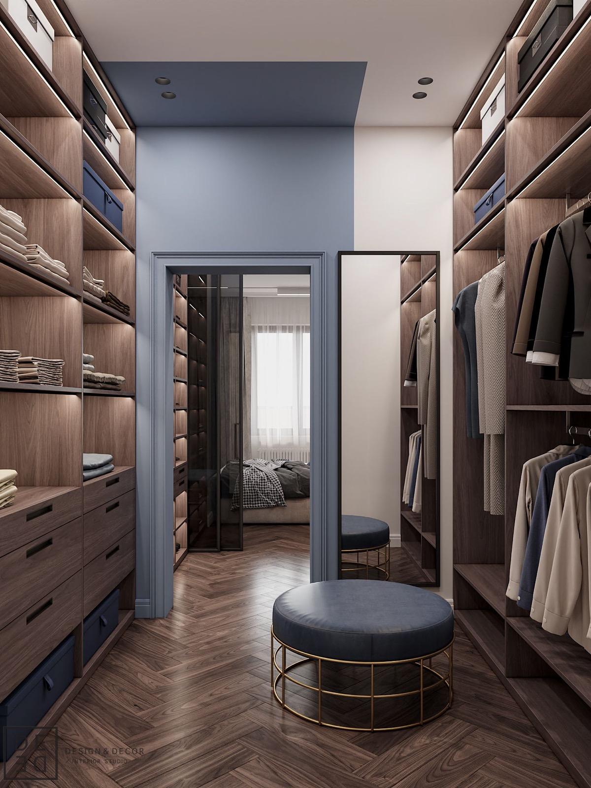 Image of: 40 Walk In Wardrobes That Will Give You Deep Closet Envy