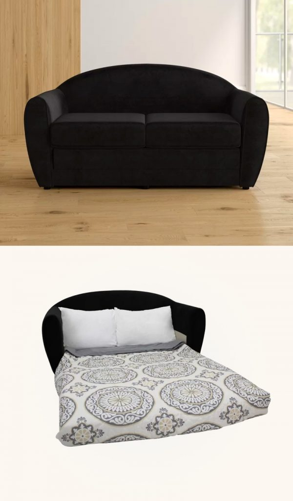 Picture of: 51 Sofa Beds To Create A Chic Multiuse Space That Guests Will Love