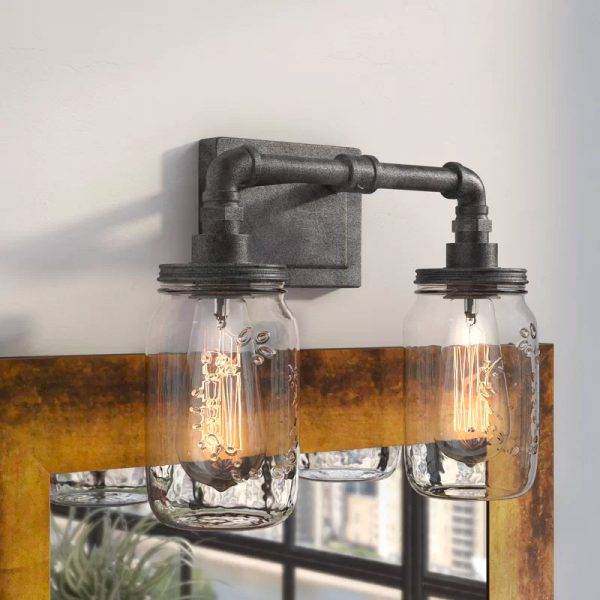 51 Bathroom Vanity Lights To Rejuvenate, Nautical Bathroom Lights