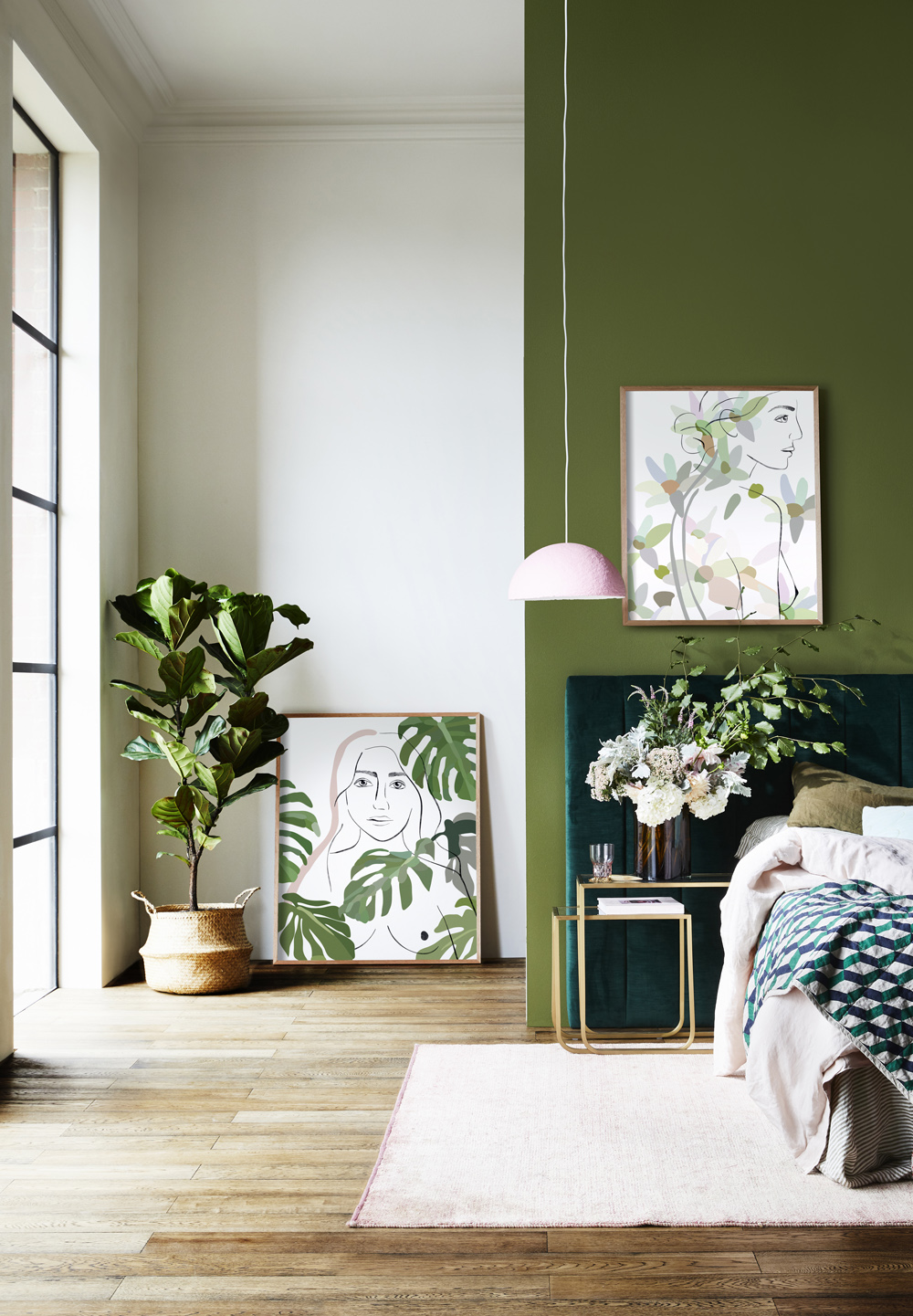 51 Green Bedrooms With Tips And
