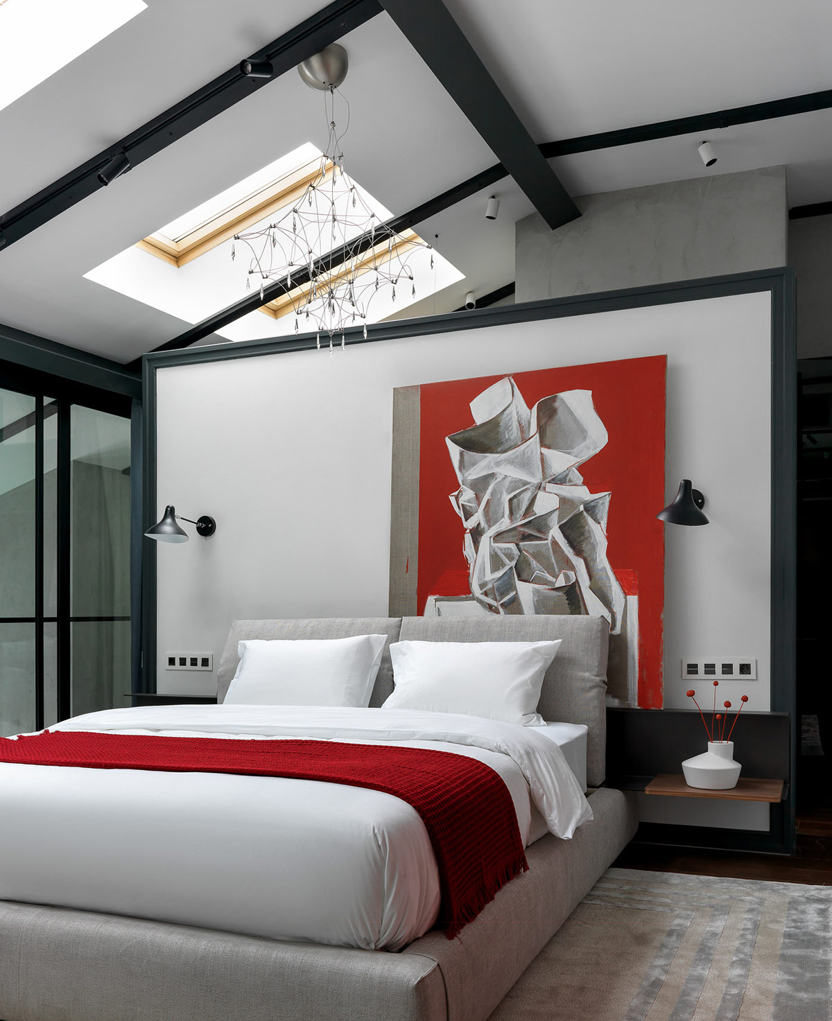 11 Red Bedrooms With Tips And Accessories To Help You Design Yours